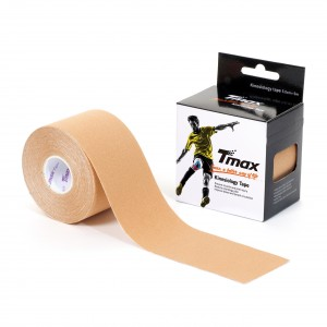 FITA DE KINESIO BEGE 5CMX5M - TMAX
