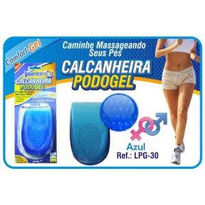 CALCANHEIRA PODOGEL FEMININA TAM. M - LPG30 - ORTHO PAUHER