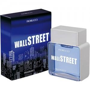 DEO COLONIA WALL STREET 100ML - FIORUCCI