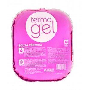 BOLSA TERMICA CRYSTAL 17X20CM ROSA - TERMOGEL
