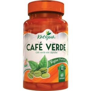 Café Verde  500mg 60 CAPS. - KATIGUA
