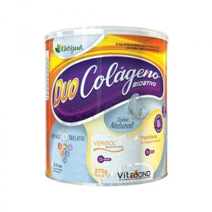 DUO COLAGENO + VERISOL NATURAL 275G - KATIGUA