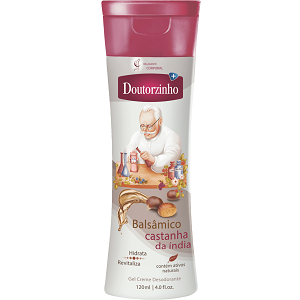 Loção Balsâmico 120ml + Desodorante - DOUTORZINHO