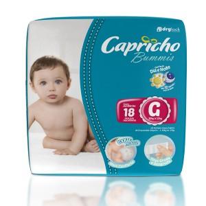 Fralda Descartável Bummis Jumbinho G 12X18 - CAPRICHO