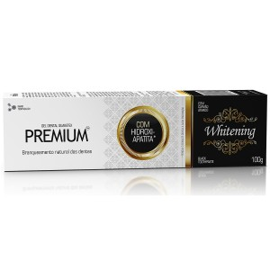 GEL DENTAL WHITENING C/ HIDROXIAPATITA 100G-PREMIUM SUAVETEX