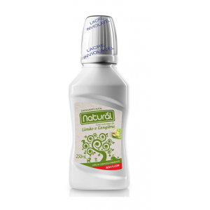 ENX.BUCAL C/EXT LIMAO E GENGIBRE 250ML - NATURAL SUAVETEX