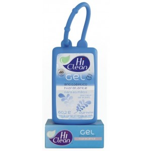 Gel Antisséptico Hidratante Extrato de Algas  HOLDER 70ml - HI CLEAN