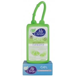 Gel Antisséptico Hidratante Frutas cítricas HOLDER 70ml - HI CLEAN