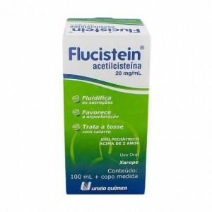 FLUCISTEIN 20MG/ML XPE 100ML - UNIAO QUIMICA