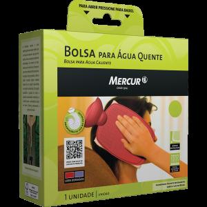 BOLSA AGUA QUENTE 1,4L BORDO BC0013-BO - MERCUR