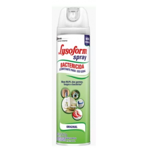 DESINFETANTE BACTERICIDA SPRAY ORIGINAL 360ML - LYSOFORM