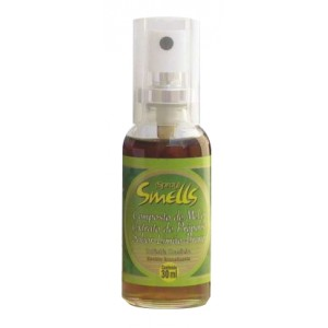 COMPOSTO MEL EXTRATO PROPOLIS LIMAO BRAVO SPRAY 30ML-SMELLS