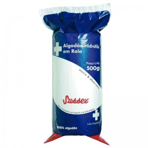 ALGODAO ROLO 500G - SUSSEX.