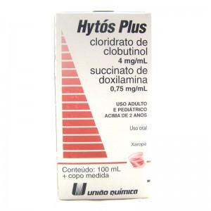 HYTOS PLUS 4MG/ML/0,75MG/ML - UNIAO QUIMICA.