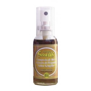 COMPOSTO DE MEL EXTRATO PROPOLIS GENGIBRE SPRAY 30ML-SMELLS