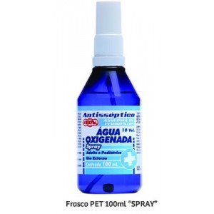 AGUA OXIGENADA 10VOL. 100ML SPRAY COD.141 - ADV