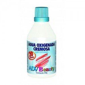 AGUA OXIGENADA 20VOL. 90G/ML CX.C/24  COD.22 - ADV