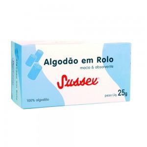 ALGODAO CAIXA 25G - SUSSEX.