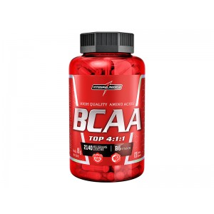 BCAA TOP 120 CAPS. - INTEGRALMEDICA