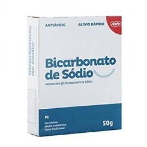 Bicarbonato de Sódio 50g COD.345 - ADV