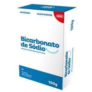 Bicarbonato de Sódio 100g COD.43 - ADV