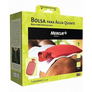 BOLSA AGUA QUENTE 2 L BORDO BC0014-BO - MERCUR.