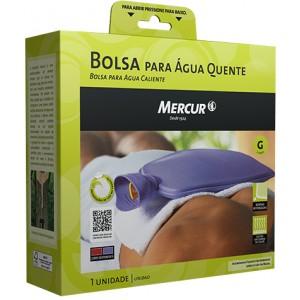 BOLSA AGUA QUENTE 2 L LILAS BC0014-LI - MERCUR.