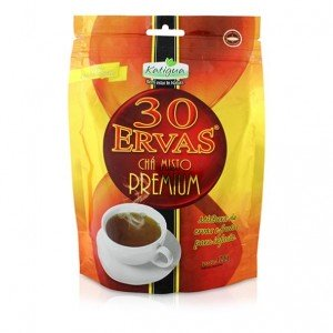 Chá 30 Ervas Premium 120g   KATIGUA