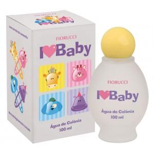 AGUA DE COLONIA I LOVE BABY 100ML - FIORUCCI