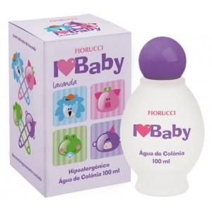 AGUA DE COLONIA I LOVE BABY LAVANDA 100ML - FIORUCCI