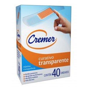 CURATIVO TRANSPARENTE C/40 - CREMER