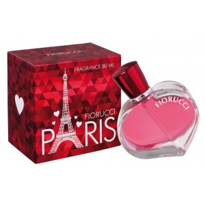 DEO COLONIA PARIS 80ML+DESODORANTE AEROSOL 170ML-FIORUCCI
