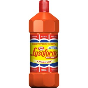 Lysoform Desinfetante Bruto Original 500ml LYSOFORM