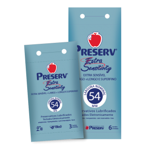 PRESERVATIVO EXTRA SENSITIVITY DISPLAY 12X3 - PRESERV