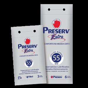 PRESERVATIVO EXTRA DISPLAY 12X3 - PRESERV