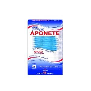 HASTES FLEXIVEIS C/75 APONETE - APOLO