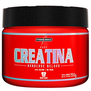 CREATINA 150G - INTEGRALMEDICA.