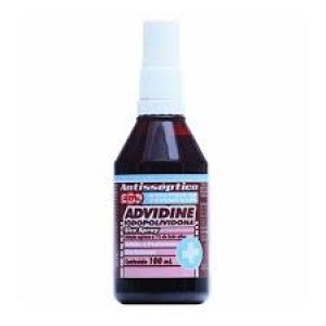 IODOPOLIVIDONA SPRAY 100ML - ADV