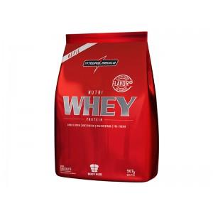 NUTRIWHEY SACO 907G V3 CHOCOLATE - INTEGRALMEDICA
