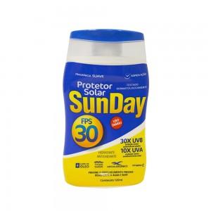 PROT SOLAR SUNDAY FPS 30 1/3 UVA 120ML - GSD MARCAS.
