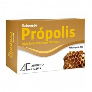 SABONETE PRÓPOLIS 90G - AUGUSTO CALDAS