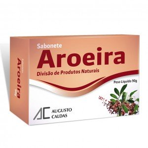SABONETE AROEIRA 90G - AUGUSTO CALDAS
