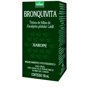 XAROPE BRONQUIVITA 150ML - VITALAB